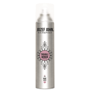 Trouble Woman Hairspray Jozef John Hair Care Produktbild